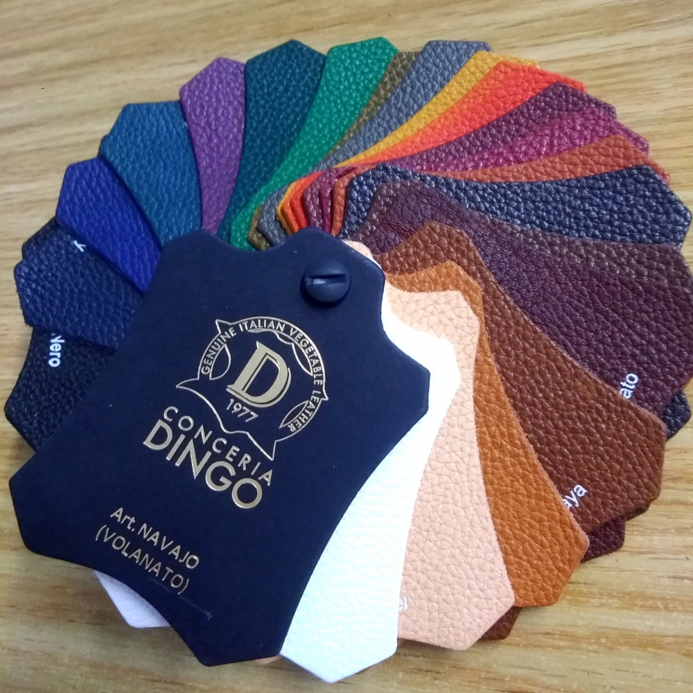 sample colors card